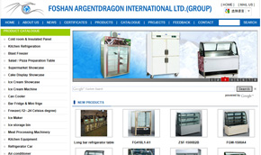 Foshan Argentdragon international ltd.
